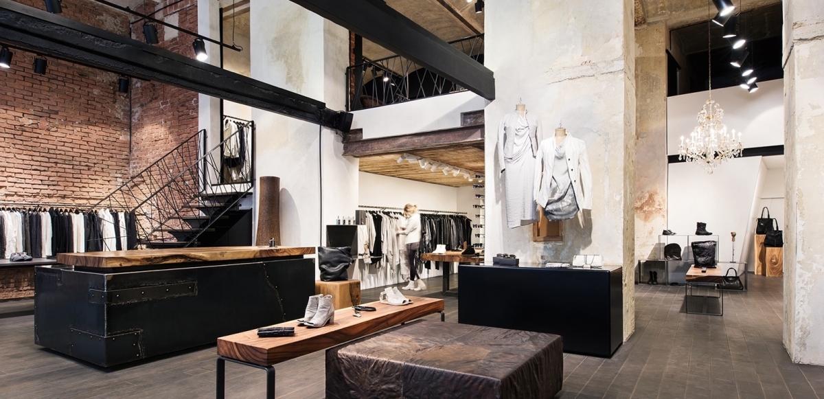 Trendige Boutiquen zum Lifestyle-Shopping